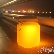 Декоративный светильник Only Yesterday Sun jar