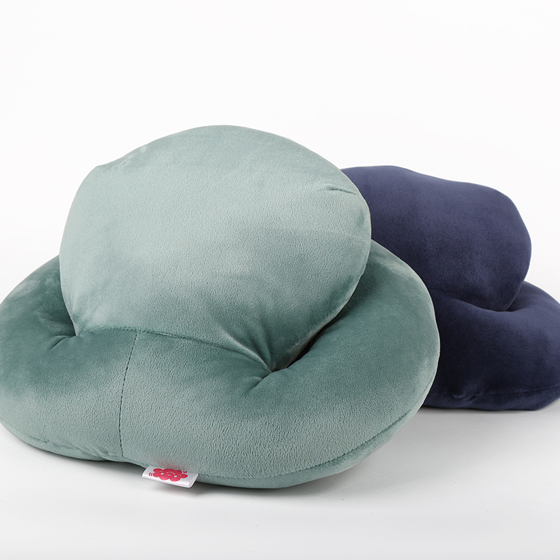 office sleeping pillow. Nap Sleeping Pillow Cartoon Student Office Lunch Break Lumbar Cushion O