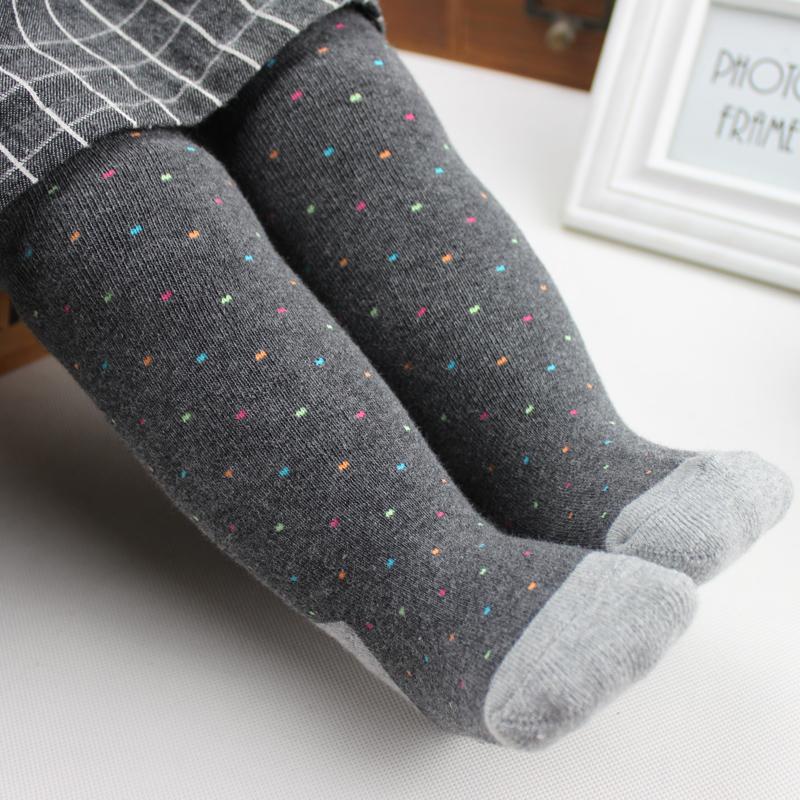 杰米本包邮女童秋冬季儿童加厚毛圈宝宝婴儿连裤袜舞蹈保暖打底裤