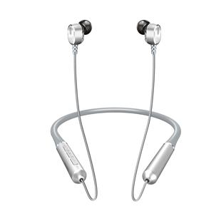 爱浪A9山水真无线5.0快充双动圈跑步运动蓝牙耳机双耳颈挂脖入耳