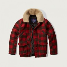 Пальто мужское Abercrombie&Fitch Abercrombie Fitch AF16
