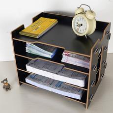 Настольный ящик для канцелярии Amu DIY