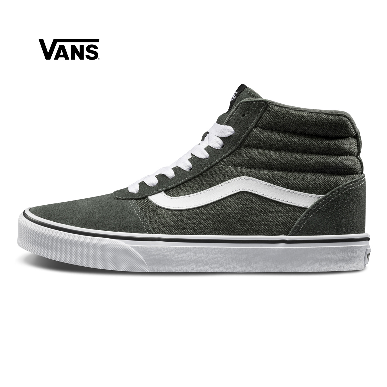 Vans 范斯官方男款侧边条纹休闲鞋|VN0A36ENQOR