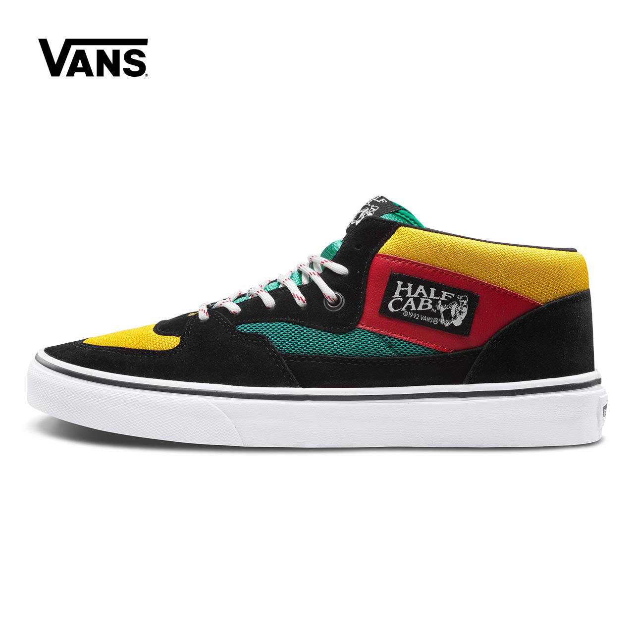Vans 范斯官方男女款HALF CAB板鞋|VN0A348EU8V