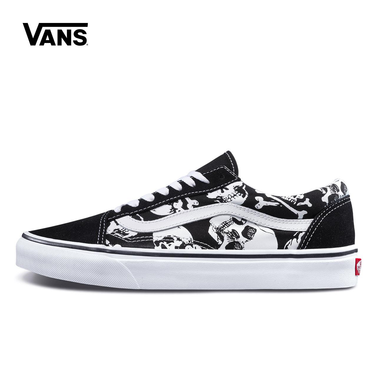Vans 范斯官方男女款OLD SKOOL板鞋|VN0A38G1H0B