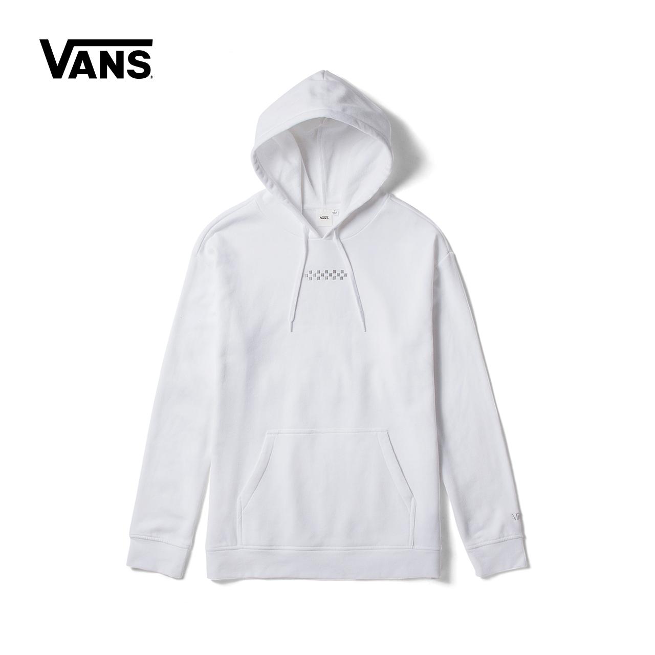 Vans 范斯官方秋季男女款加绒连帽卫衣|VN0A3PBDWHT-BLK-YDU-YDW