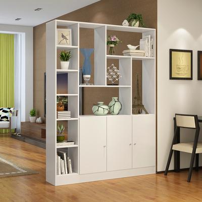 简约现代客厅玄关柜隔断门厅柜酒柜屏风间厅柜鞋柜置物储物展示柜