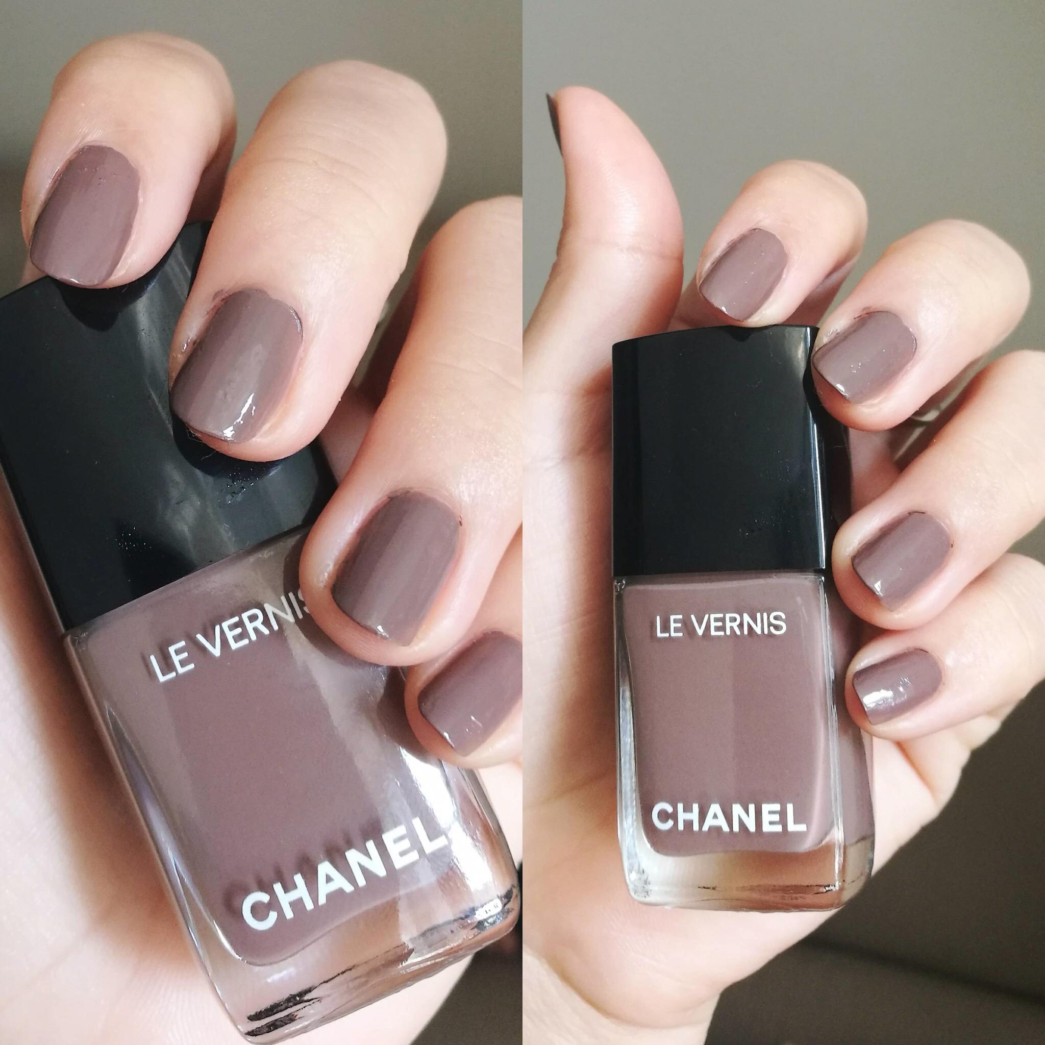 491 spot Hong Kong counter CHANEL Chanel nail polish 505/18 new ...