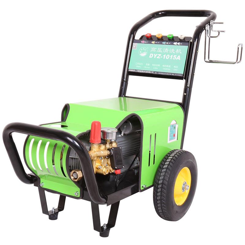 熊猫工业超高压清洗机全自动商用洗车机220v大功率刷车泵洗车行