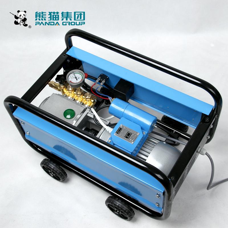 熊猫全自动高压清洗机220v商用洗车机器全铜自吸洗车行专用XM-400