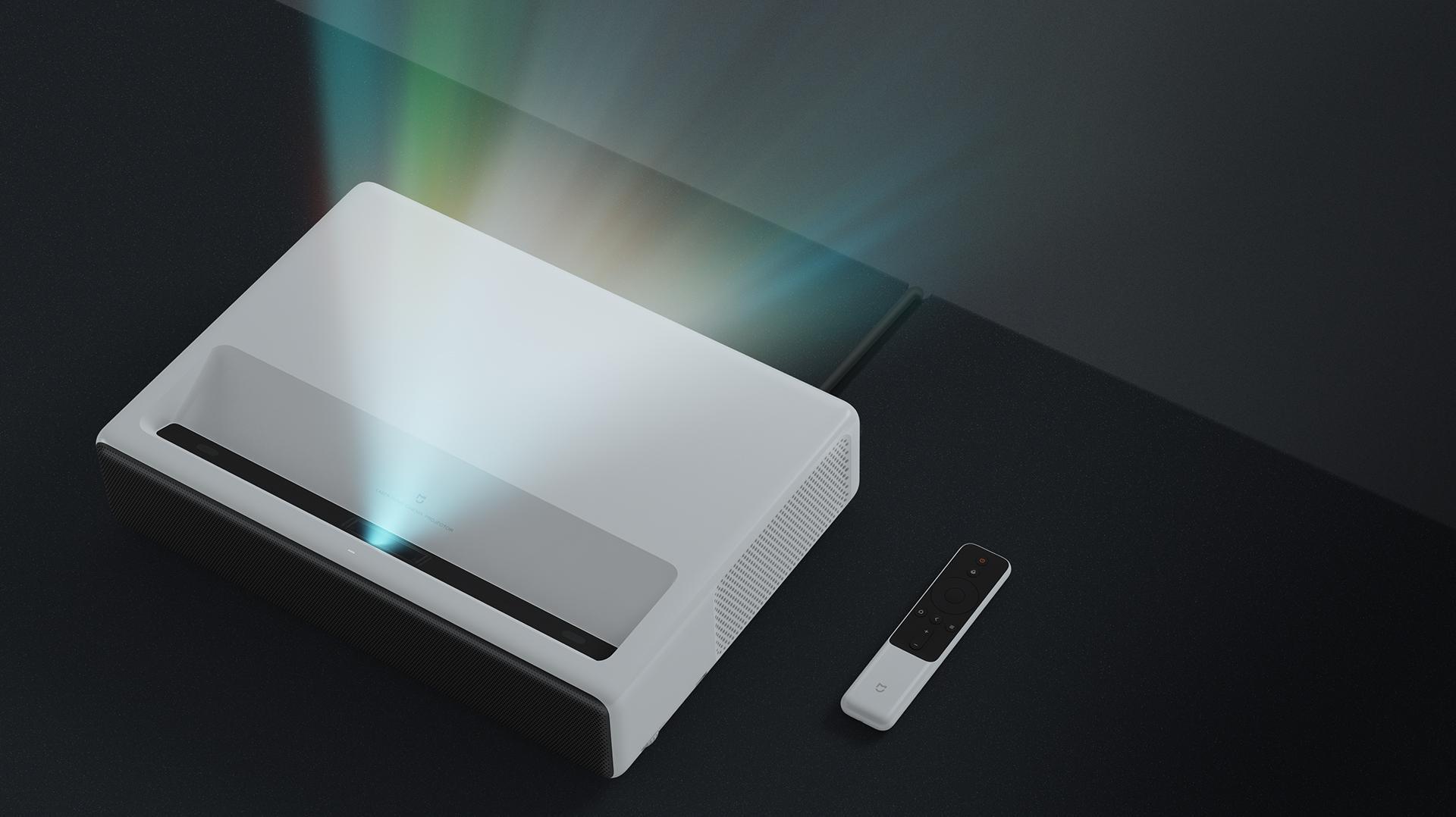 小米150吋激光投影电视来了,价格够狠