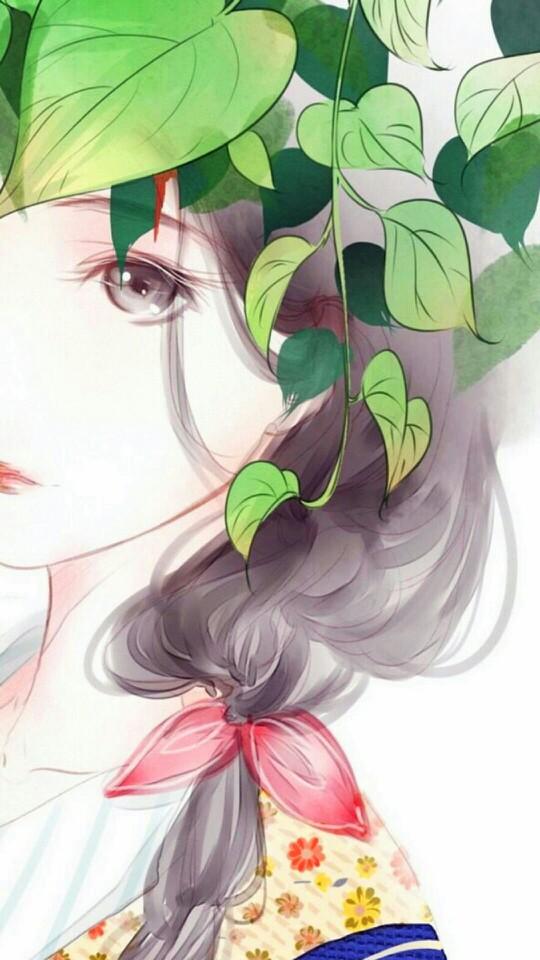 有个姑娘为了喜欢的人养了盆绿萝……