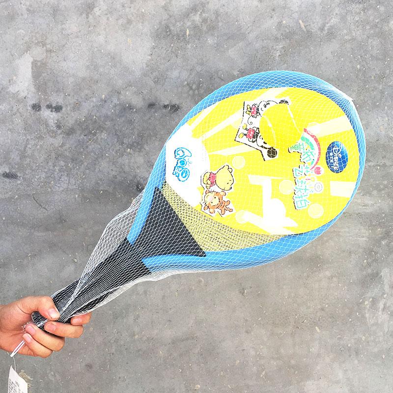 Товары для спортивных игр Детский спорт на открытом воздухе ткань теннисные ракетки детские ракетки для бадминтона мяч развивающие игрушки