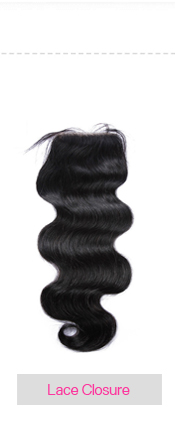 XBLHAIR Deep Wave 13×4 Lace Frontal Closure Ear To Ear With Baby Hair Brazilian Human Hair 100% Human Hair Remy Free Shipping