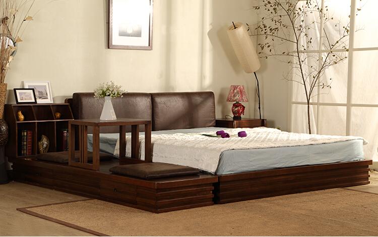 中式风格的设计!|卧室