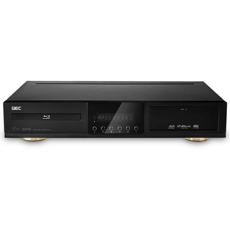 GIEC-杰科 BDP-G4390 4K蓝光播放机3d高清硬盘播放器dvd影碟机
