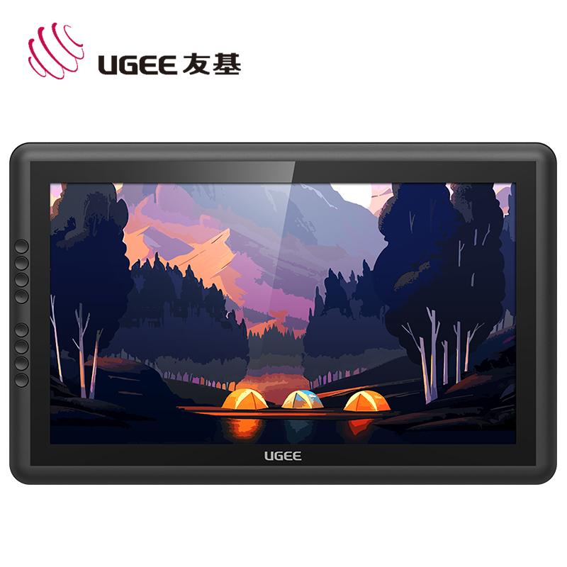 友基UG pro 16数位屏15.6英寸手绘屏电脑绘画屏绘图数位板手绘板