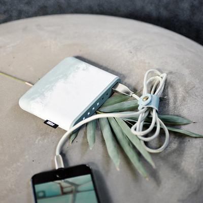【天天特价】冇心口袋10400充电宝可爱小巧便携移动电源苹果安卓