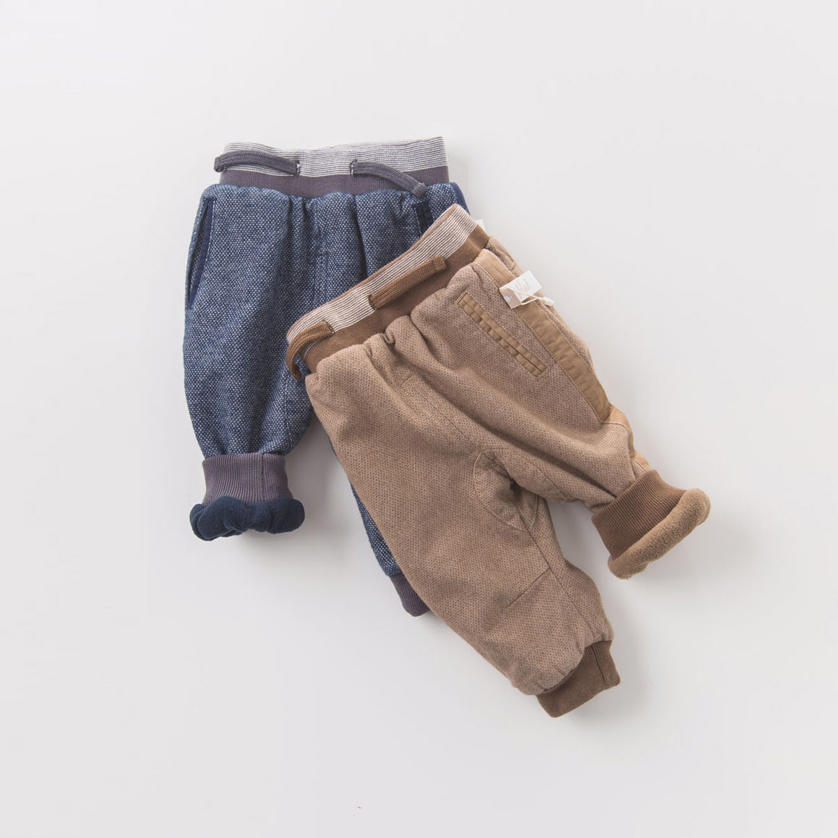 davebella戴维贝拉秋冬季儿童裤子 男童休闲长裤DB6164