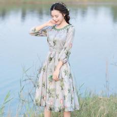 Women's dress Yanhua Tang 29031201 SD2017
