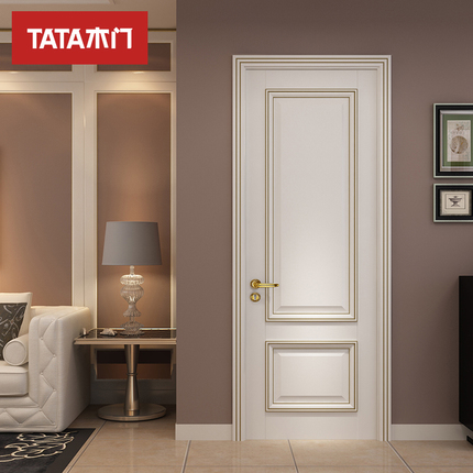 TATA木门 古典美式