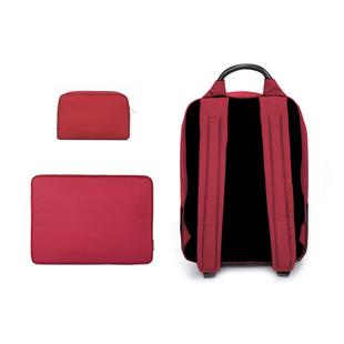 法国乐上双肩背包套装14寸平板电脑包配件包套装商务旅行