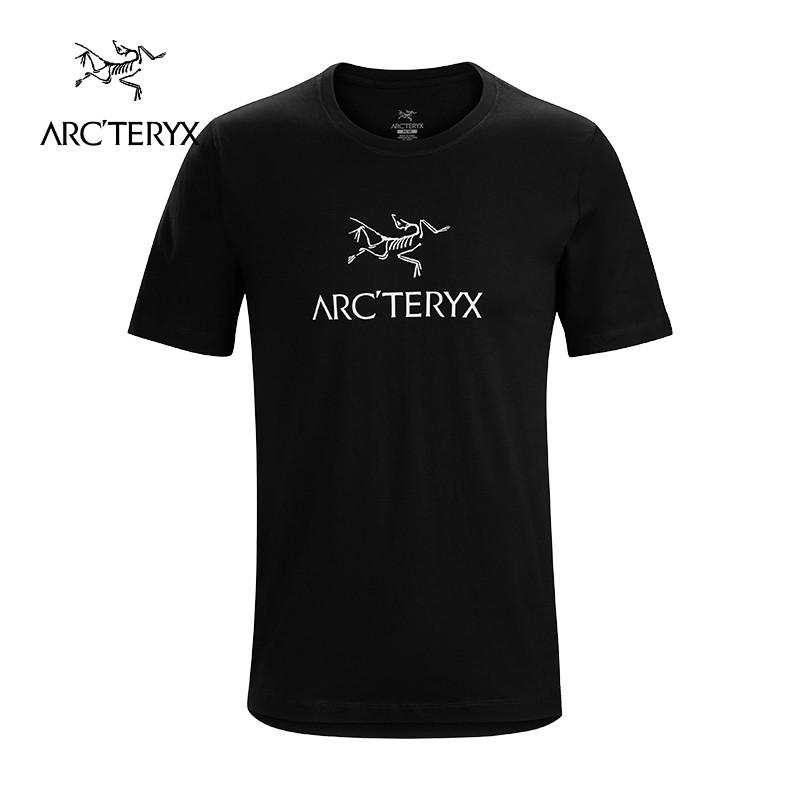 18新品 ARCTERYX-始祖鸟男款户外棉质短袖T恤Arc'word 22447