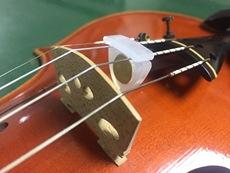 Струнодержатель для скрипки Импорт профессиональный Регулятор