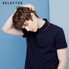 Polo Shirt 417106501 SELECTED