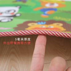 Развивающий коврик для ползания Bao