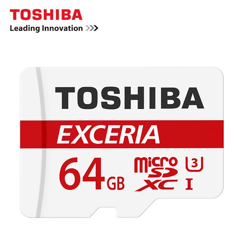 ?东芝64g内存卡class10存储sd卡高速 行车记录仪tf卡64g手机内存