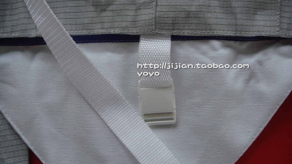 Форма для фехтования Bg blue protect hand  --