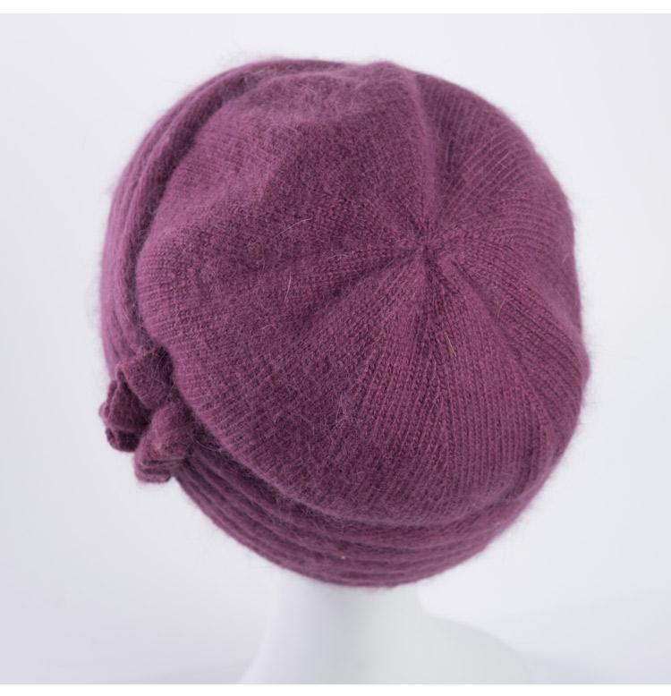 中老年帽子 女 冬天 老人帽子