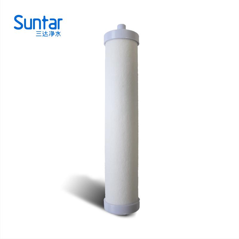 Suntar三达微滤芯螺牙式微滤芯 三达过滤芯适用于三达A\B\C净水器