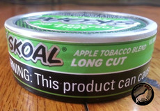 Коробка Skoal Apple Blend Long Cut