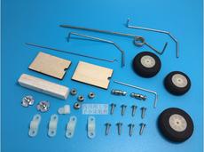 Запчасти и устройства для радиоуправляемых самолётов