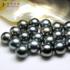 玺爱珠宝无瑕强光海水黑珍珠 珍珠裸珠散珠吊坠戒指项链订制