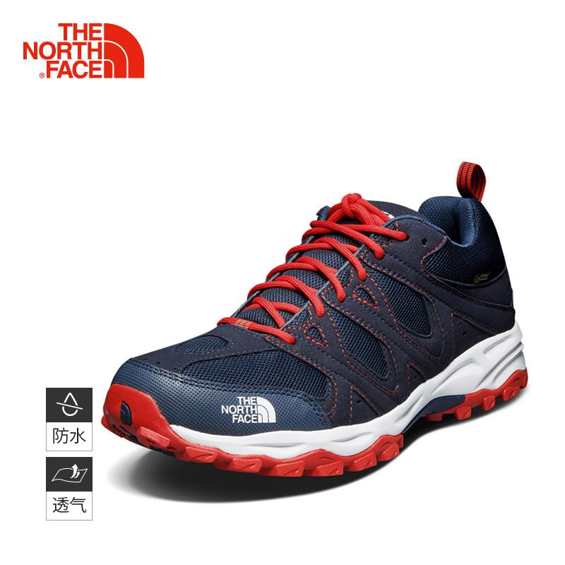 【经典款】TheNorthFace北面秋冬新品防水透气男徒步登山鞋|A2Y0
