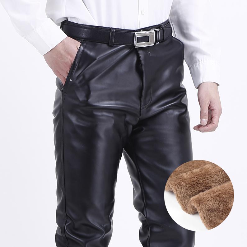 Кожаные брюки Toronto Golden Shield 08