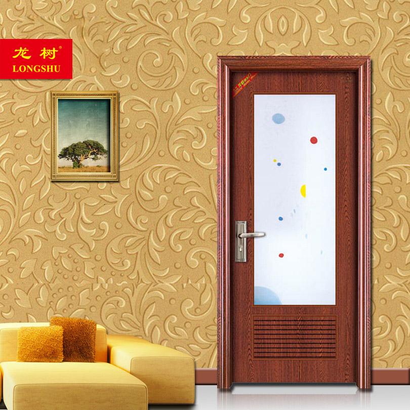 龙树longshu)室内门房间门w-025