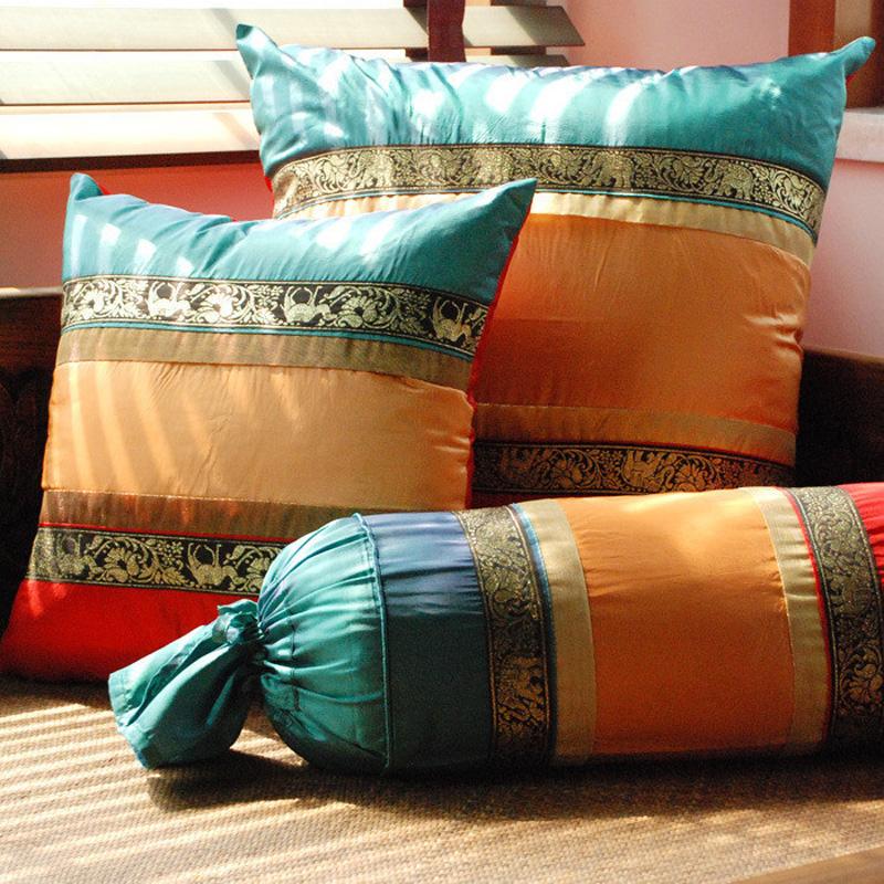 奇居良品床头靠垫套BZ0033aa