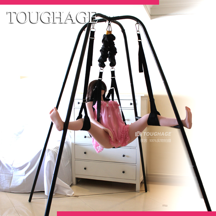 Attractive Hacker Dream Swing Bungee Swing Swing Sex Love Hammock Sex Furniture Hotel  Supplies Adult Hanging Chair
