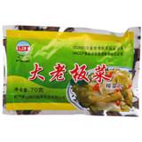 钱江 大老板菜(榨菜片) 袋 酱菜榨菜下饭菜 特产 下饭酱