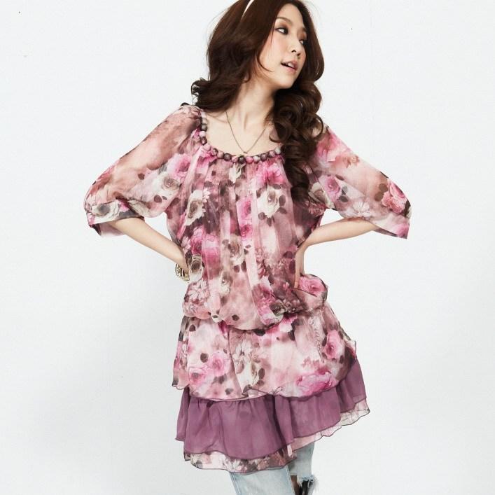 Женское платье Shiratori Hanako 6377 LYQ0012