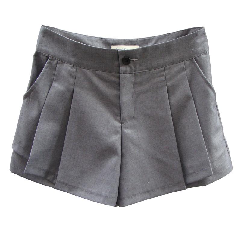 Женские брюки Korea culottes 004 2017