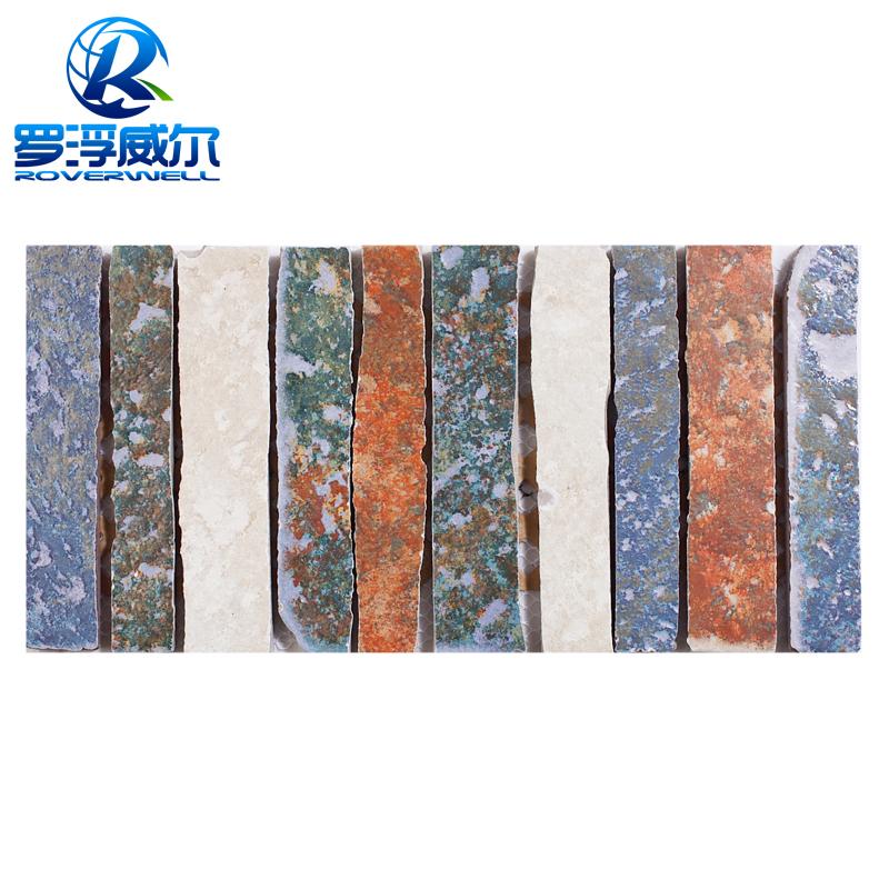罗浮威尔地中海腰线瓷砖 LF3001MY LF3001MT