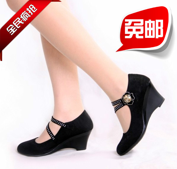 туфли Old Beijing cloth shoes 8805/1