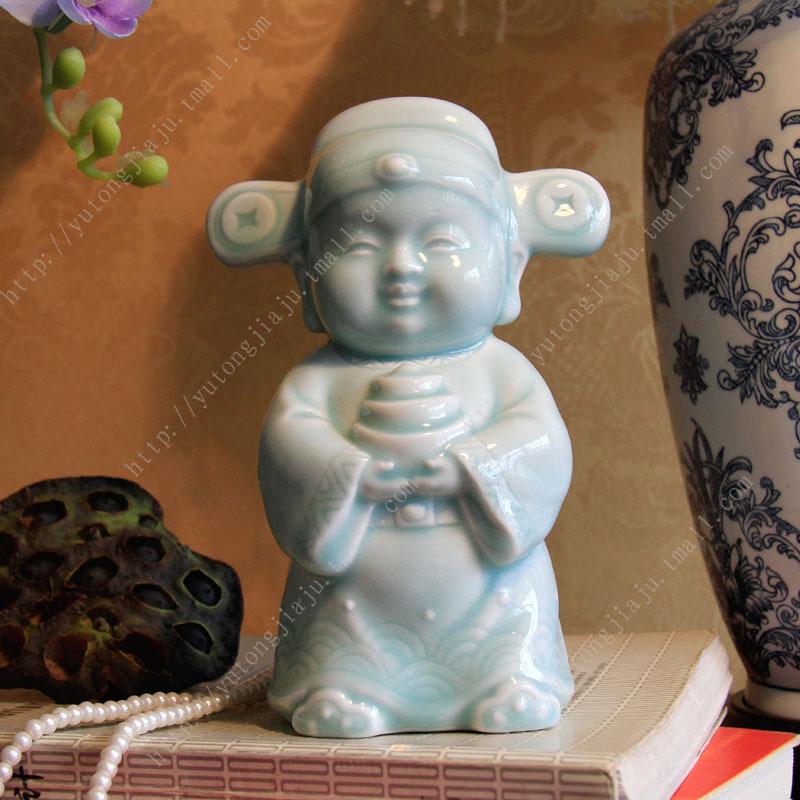 雨彤陶瓷工艺品yutong10023