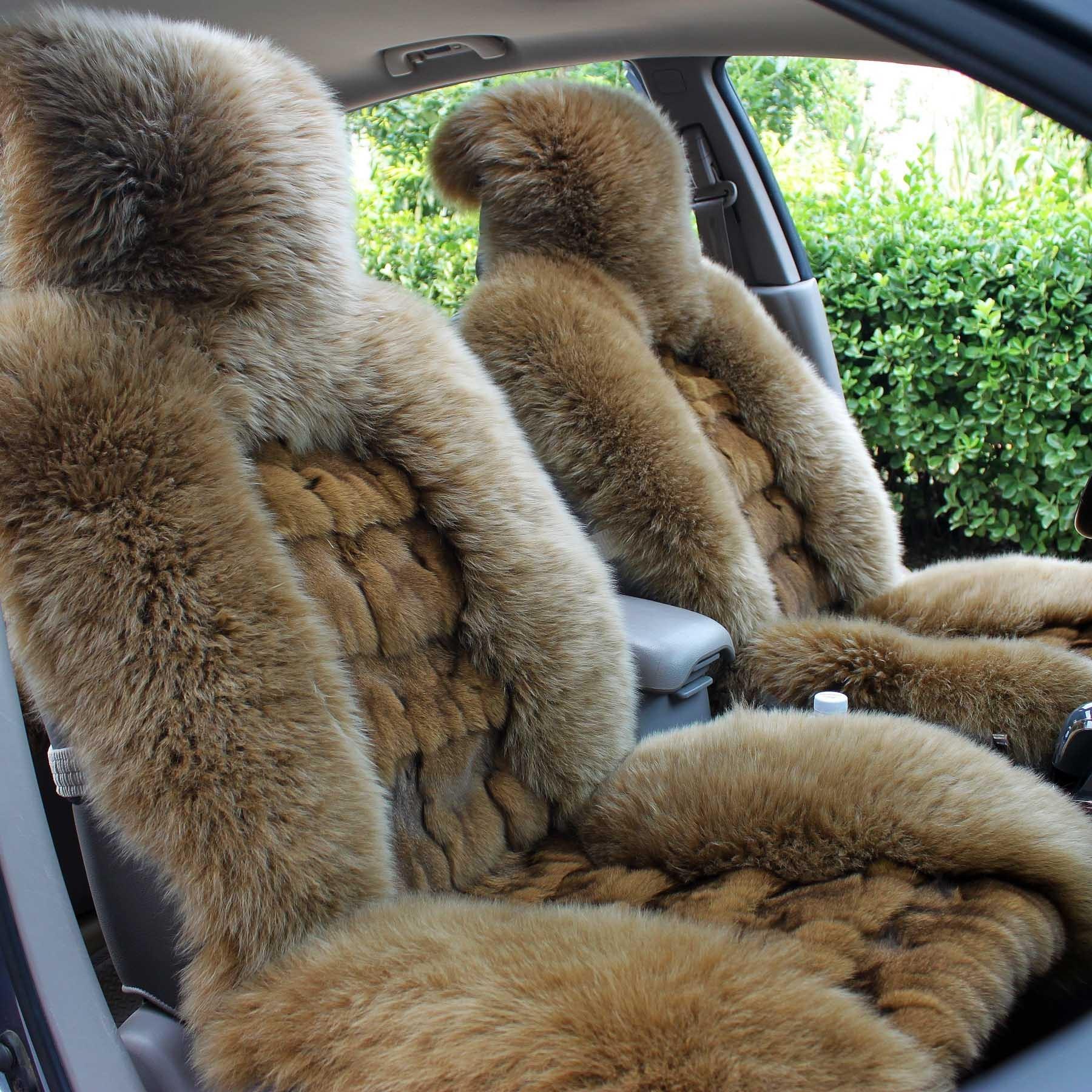 Авточехлы зимние Ecans