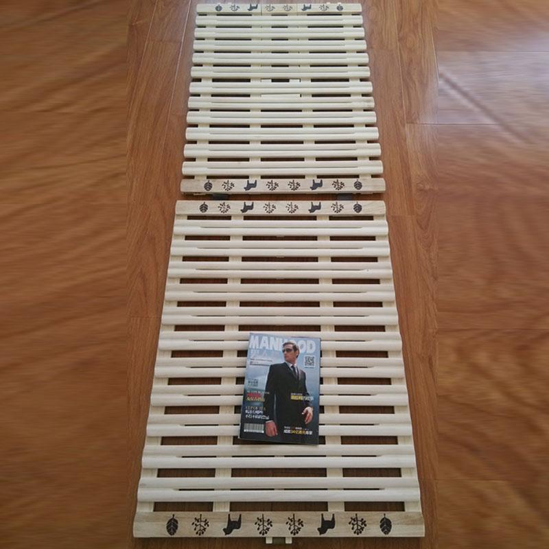 悠悠娃实木平板床YYW-1012-2